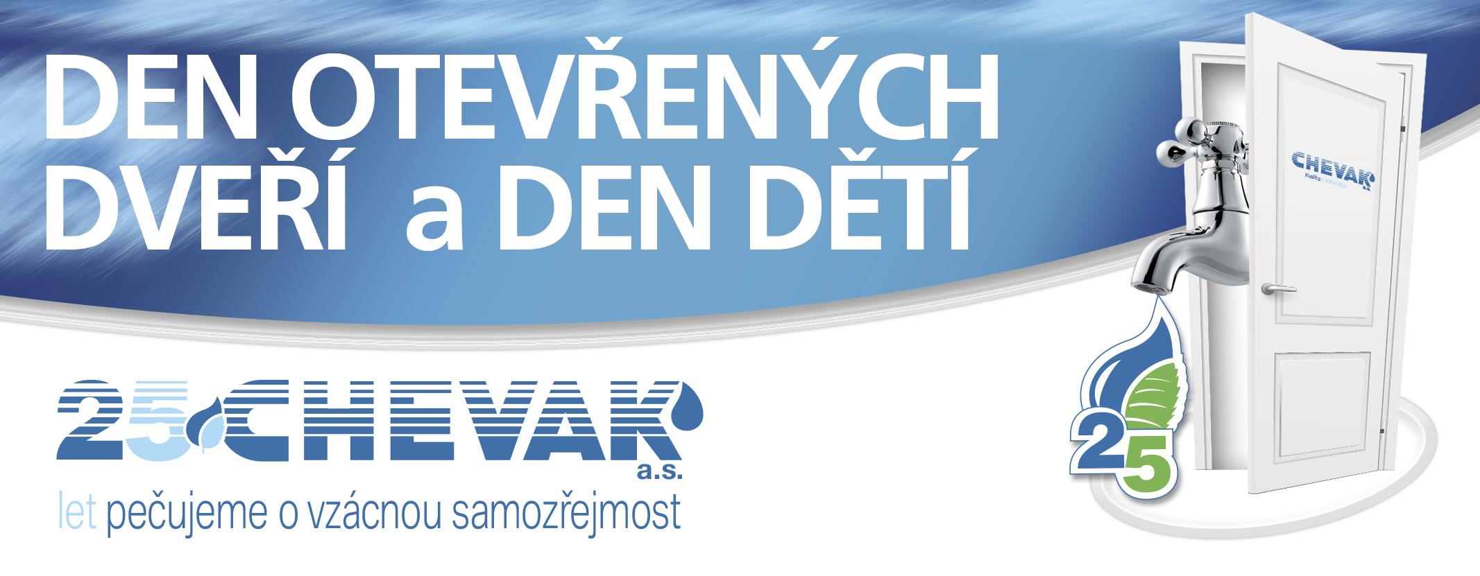 Chevak OpenDay Inzerát web pgm